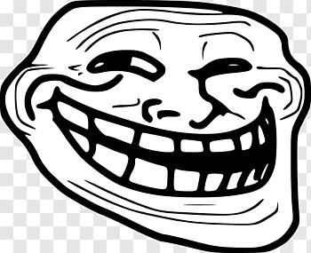 Internet Troll cutout PNG & clipart images.