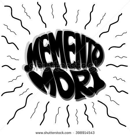 Memento Mori Stock Vectors & Vector Clip Art.