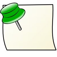 Free Notes and Memos Clipart.