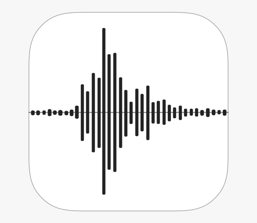 Ios Voice Memo Icon , Free Transparent Clipart.