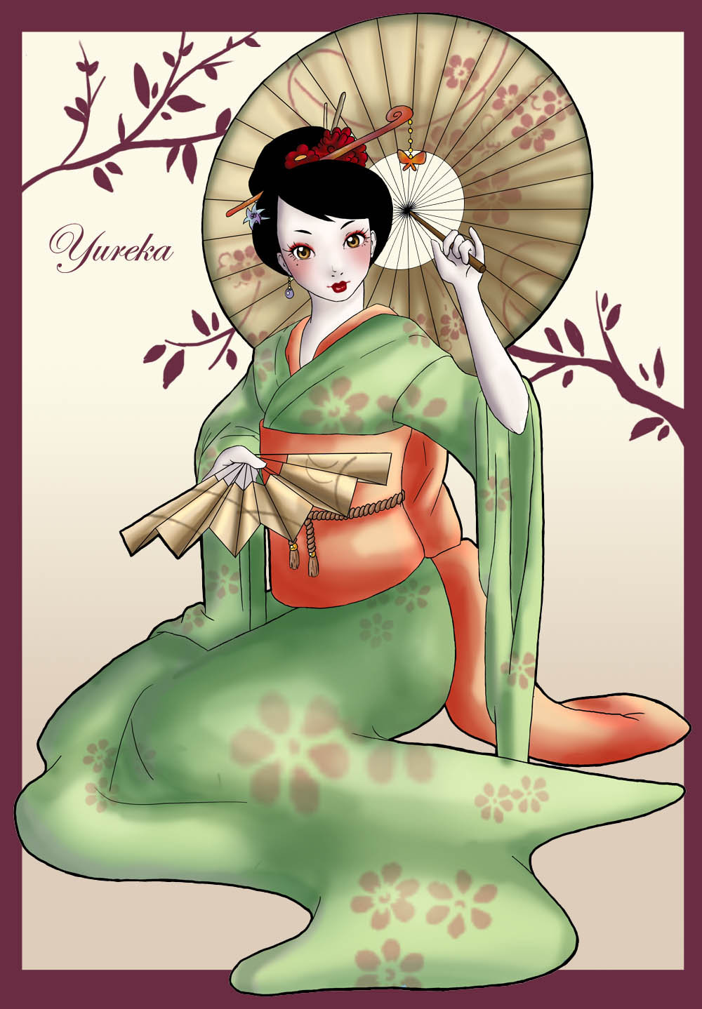 DeviantArt: More Like memoirs of a geisha by sweetseclusion.