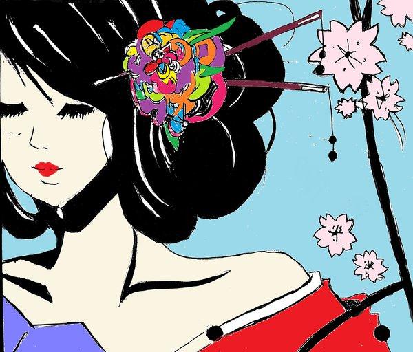 Memoirs of a Geisha. by Rukiakuchikiqueen on DeviantArt.