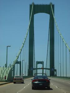 Bridge Photo Clipart Image.