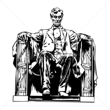 Related Keywords & Suggestions for Lincoln Memorial Building Clipart.