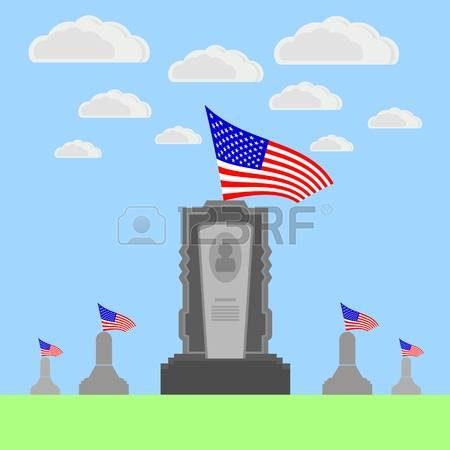 88 National Cemetery Stock Vector Illustration And Royalty Free.