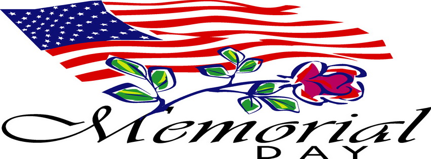 Happy memorial day clipart free images 7.