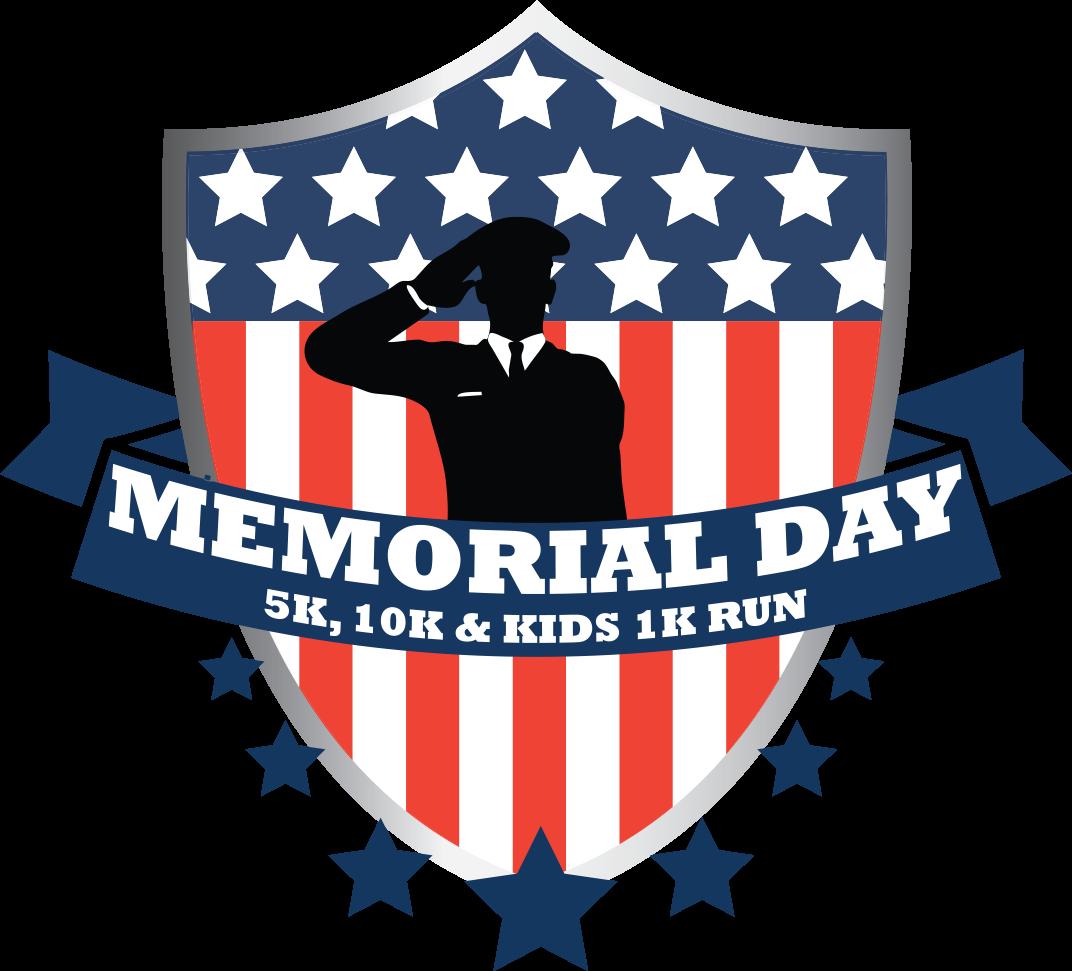 Memorial Day 5k, 10k & Kids 1k Run.