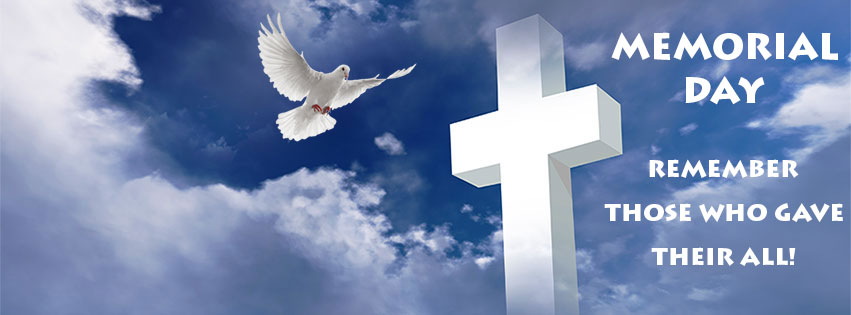 Free Memorial Day Facebook Covers.