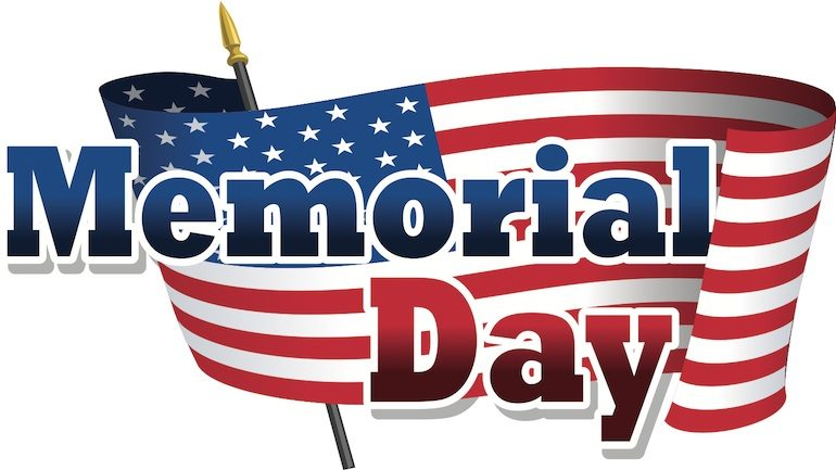 Happy memorial day 7 images quotes wishes clipart coloring.