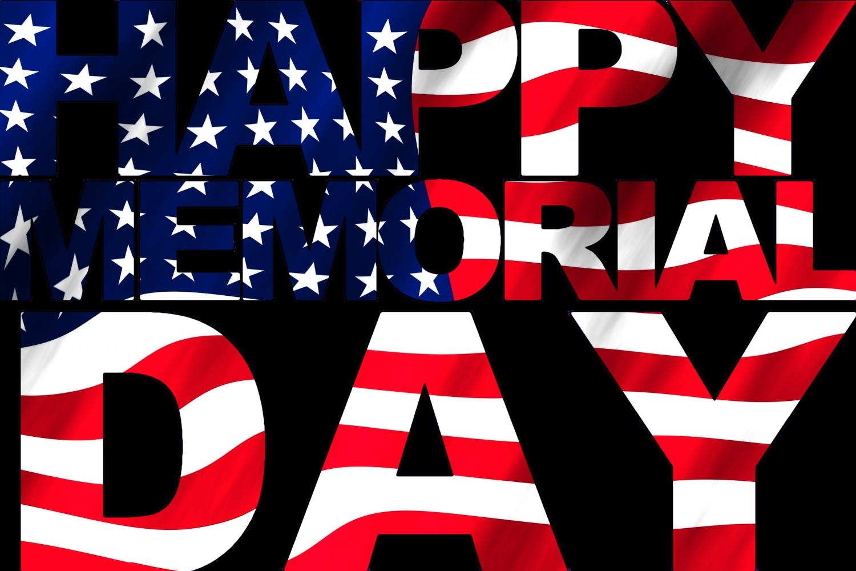 USA Memorial Day PNG Transparent Images.