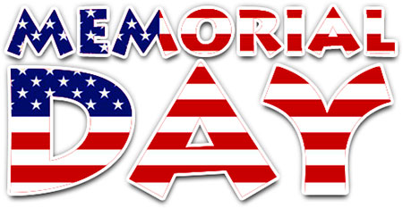 Memorial Day Clipart Images.