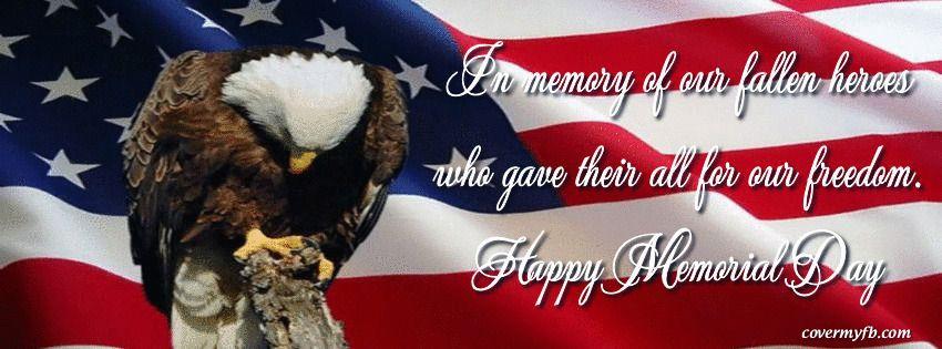 Memorial Day Facebook Profile Pics.