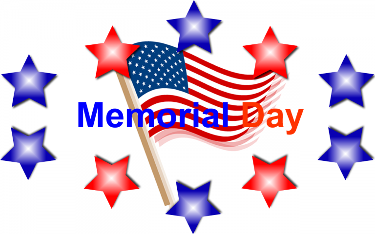 30^ Happy Memorial Day Images 2019 Free Download, Clip Art.