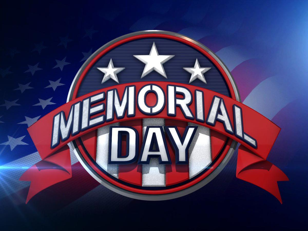 Memorial Day observances planned across SW La..