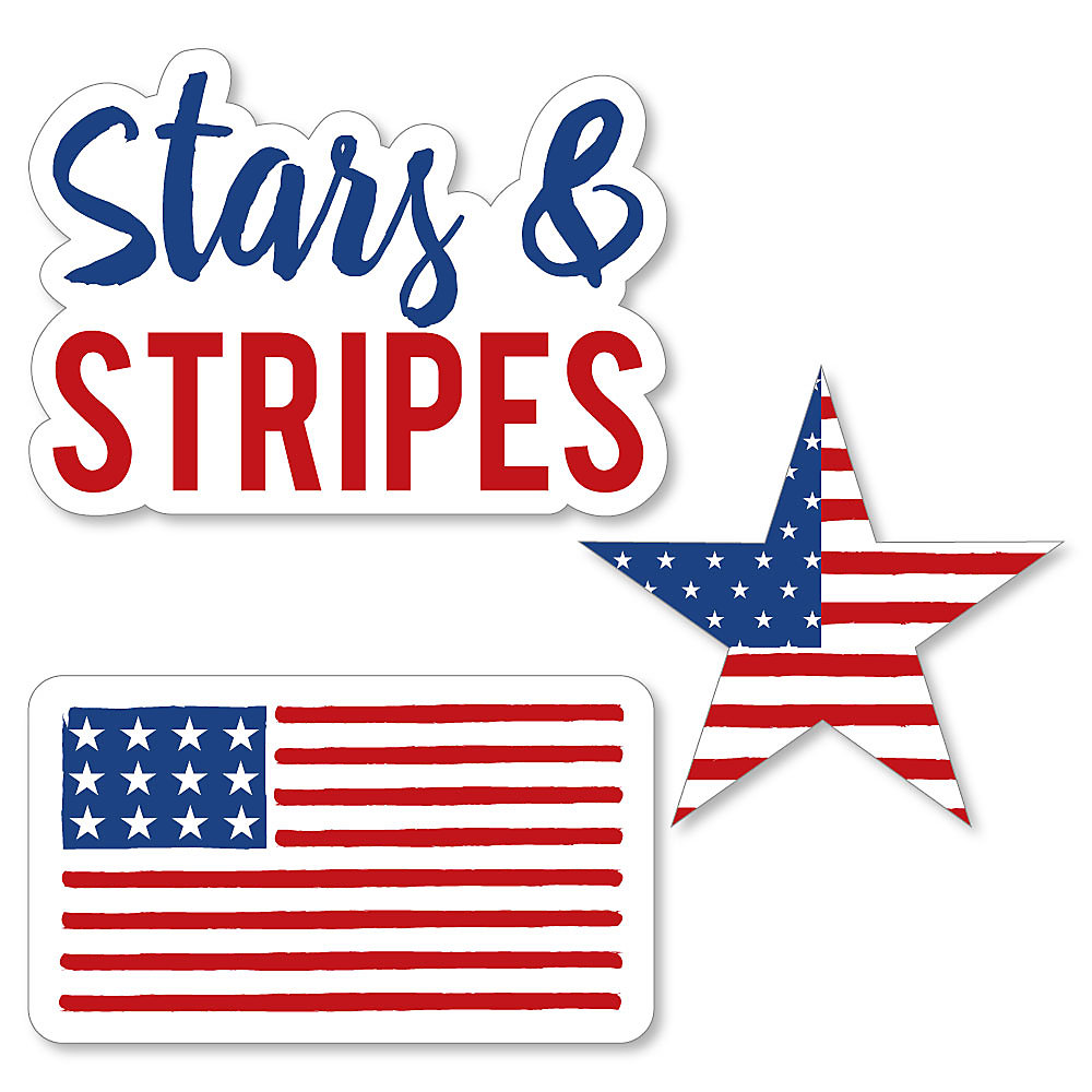 Stars & Stripes.