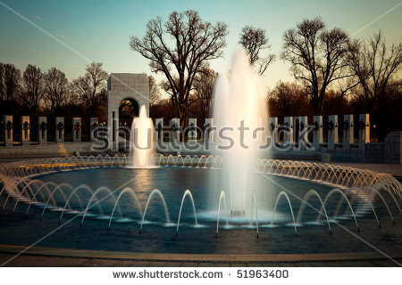 Wwii Memorial Stock Photos, Royalty.