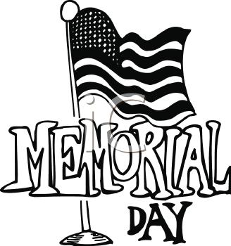 Memorial Day Clipart.