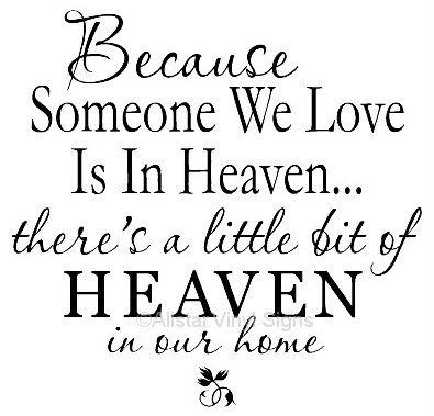 In Loving Memory Sayings.