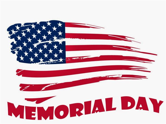 Happy Memorial Day 2017.