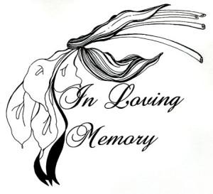 Memorial Service Clip Art Free.