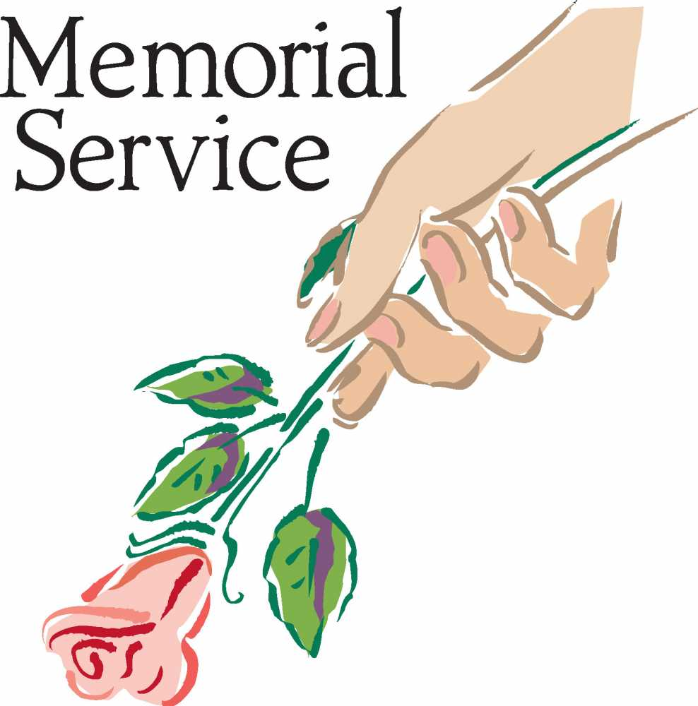 Memorial Services.