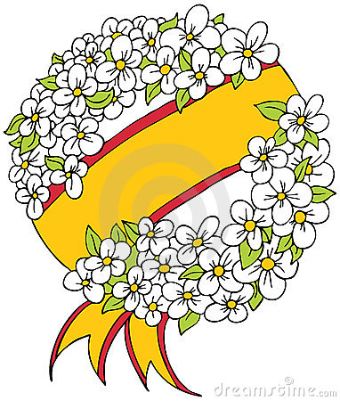 Funeral wreath clipart 3 » Clipart Station.