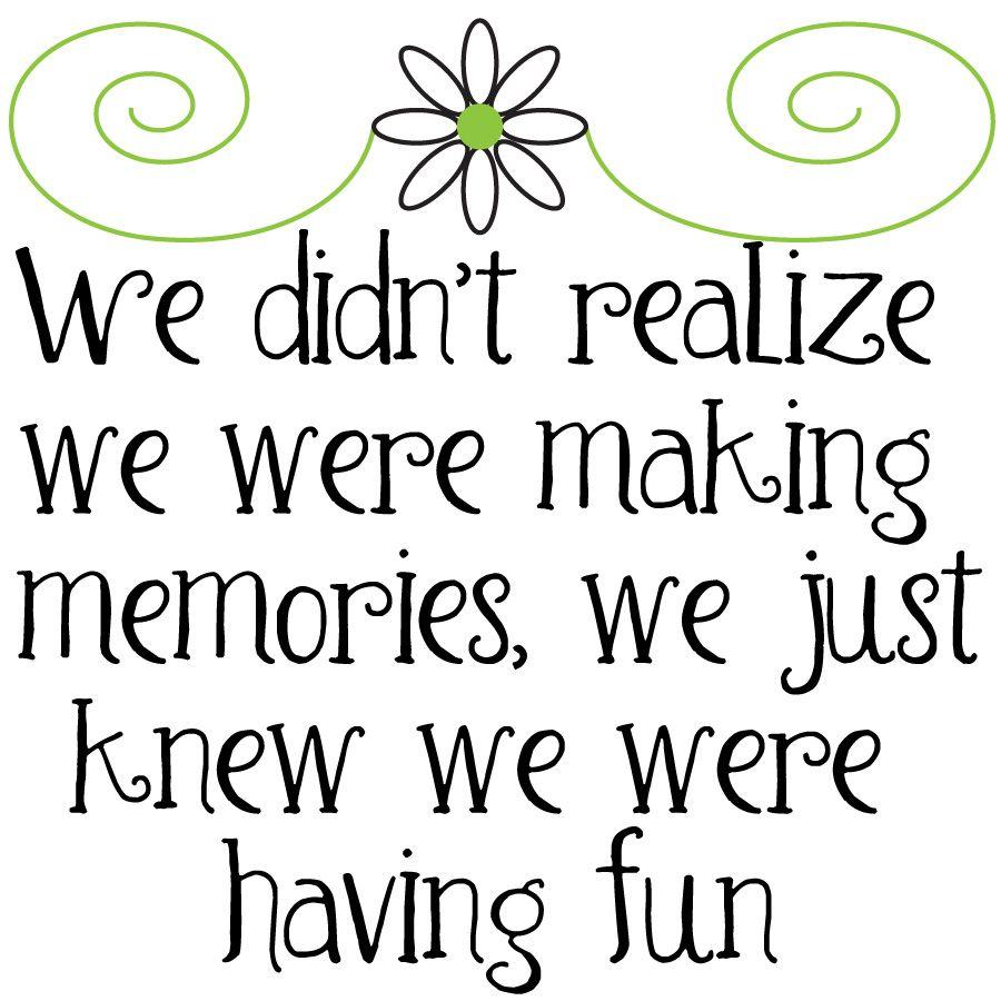 clip art memories.