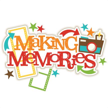 Making Memories Title SVG scrapbook cut file cute clipart files.