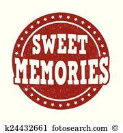 Sweet memories Clip Art and Illustration. 314 sweet memories.