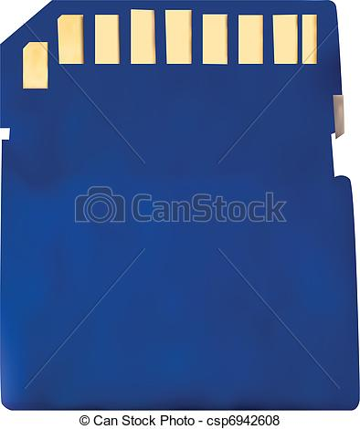 Memory card Illustrations and Clip Art. 12,265 Memory card royalty.