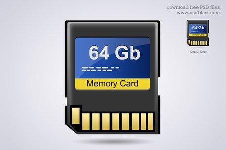 SD Memory Card Clip Art, Vector SD Memory Card.