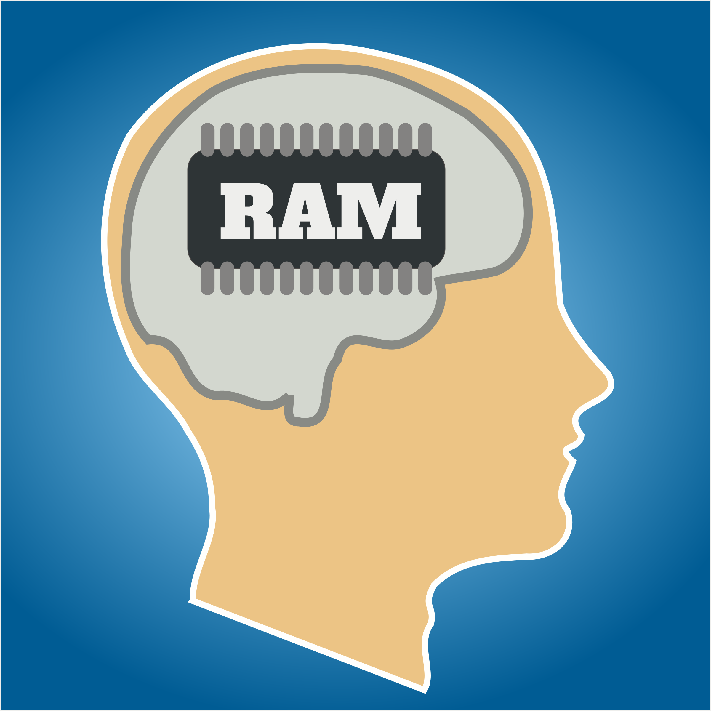 Clipart ram memory.
