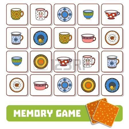 1,855 Memory Game Cliparts, Stock Vector And Royalty Free Memory.