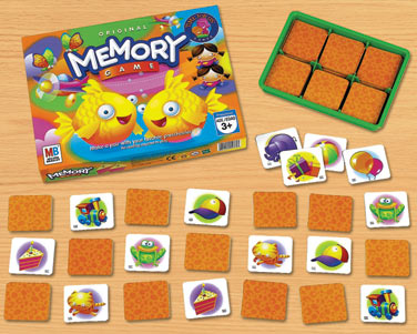 Memory Game at Lakeshore Learning.