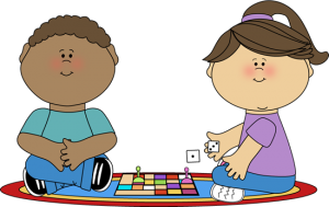 Matching Game For Kids Clipart.