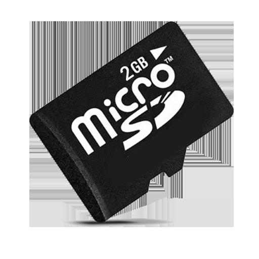 SD Card (Secure Digital Memory) PNG Transparent Images.