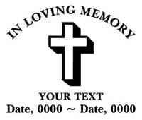Similiar In Loving Memory Cross Clip Art Keywords.