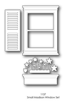 House windows, Memories box and Scrapbooking on Pinterest.