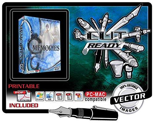 Amazon.com: In Memory Of Vector Clip Art.