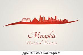 Memphis Tennessee Clip Art.