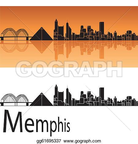 Memphis Clip Art.