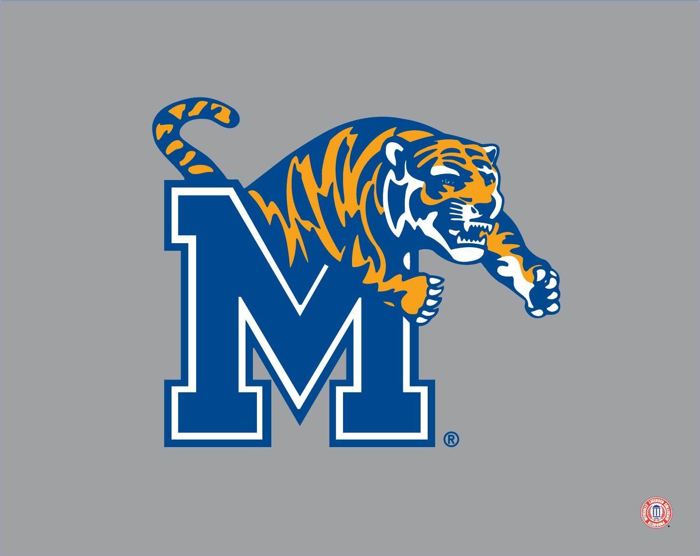 Memphis Tigers logo.
