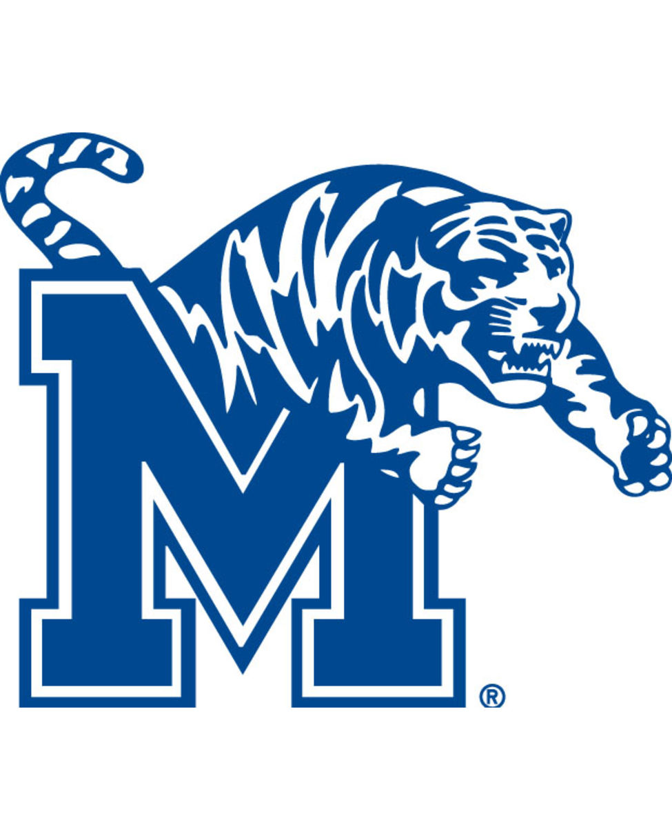 University of memphis Logos.