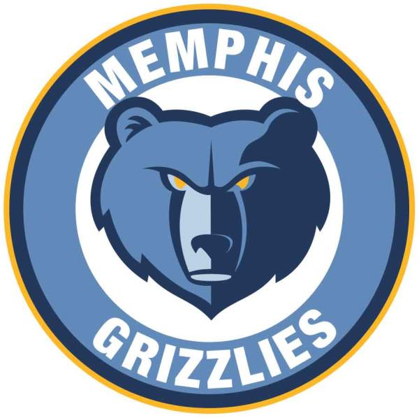 Details about Memphis Grizzlies Circle Logo Vinyl Decal / Sticker 5 sizes!!.
