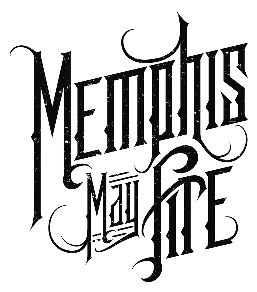 Memphis May Fire Logo in 2019.