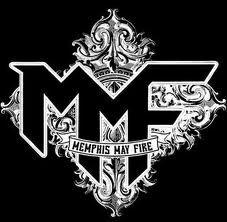 Memphis May Fire Logo.