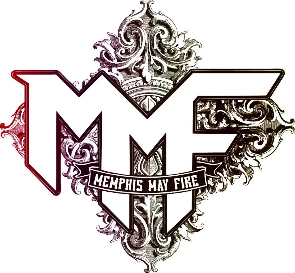 Memphis May Fire logo overlay.