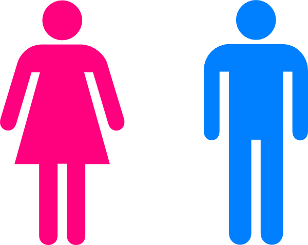 Men And Women Clip Art.