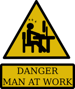 Free clipart men at work.
