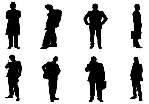 Clipart Men.